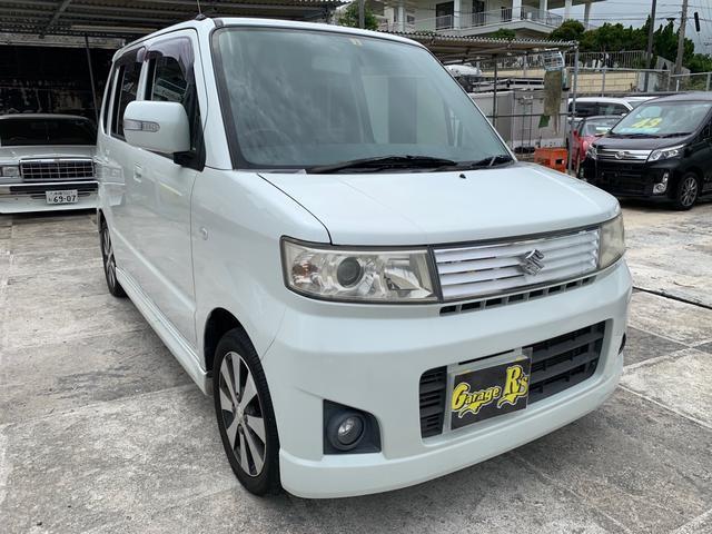 沖縄県浦添市の中古車ならワゴンR スティングレーX