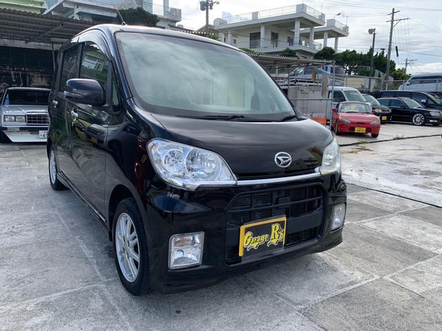 沖縄県の中古車ならタントエグゼ