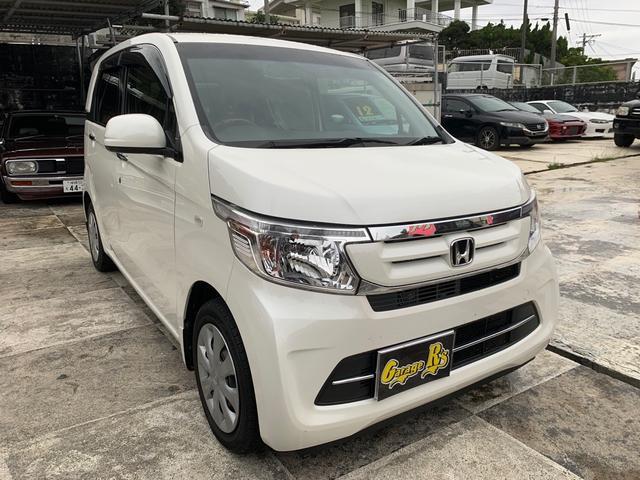 沖縄の中古車 ホンダ N-WGN 車両価格 82万円 リ済込 2017(平成29)年 5.0万km ホワイト