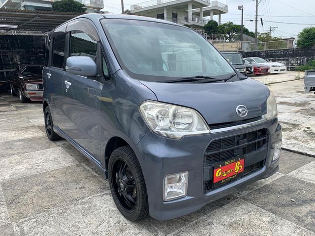沖縄の中古車 ダイハツ タントエグゼ 車両価格 32万円 リ済込 2010(平成22)年 8.7万km ガンM