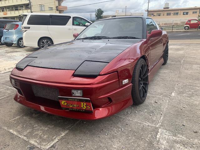 沖縄県の中古車なら180SX