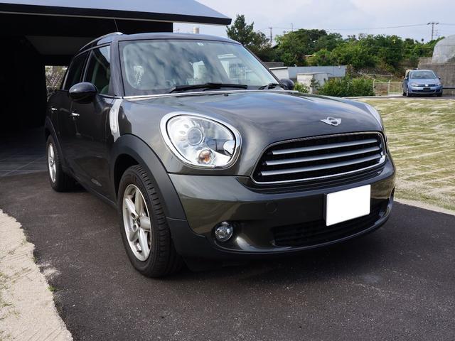 南城市 令和自動車 MINI MINI クーパー クロスオーバー 本土仕入れ車・ワンオーナー グレー 1.2万km 2011(平成23)年