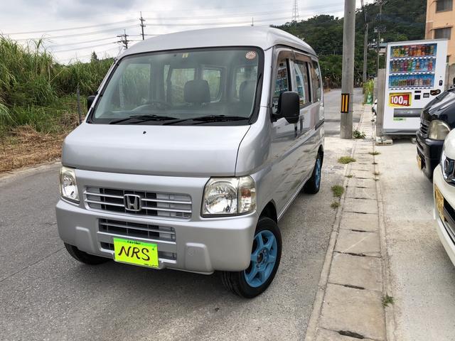 「ホンダ」「アクティバン」「軽自動車」「沖縄県」の中古車