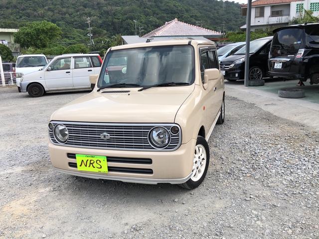アルトラパン:沖縄県中古車の新着情報