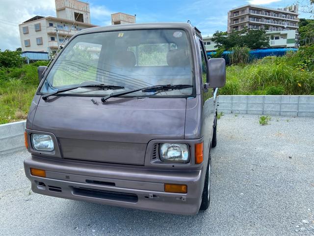 沖縄県中頭郡中城村の中古車ならハイゼットトラック