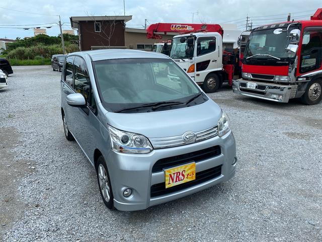 沖縄県名護市の中古車ならムーヴ カスタム X