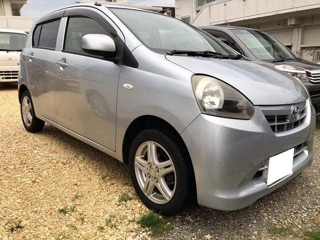 トヨタ ピクシスエポック X ・2年保証付・低燃費アイドリングストップ・ETC