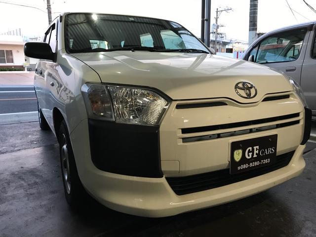 トヨタ プロボックス 2年保証付・ドライブレコーダー・TV&ナビ・ETC