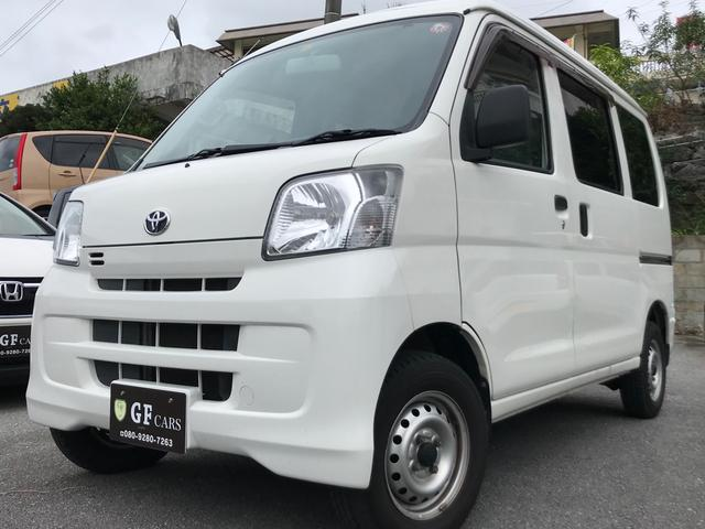 沖縄県宜野湾市の中古車ならピクシスバン デラックス 2年保証付き・4速オートマ・Bluetooth・ワンセグTV・ナビ・バックモニター・PW・キーレス・本土車