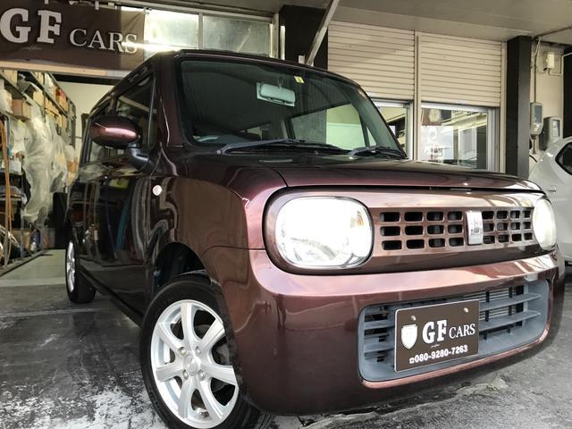 沖縄県宜野湾市の中古車ならアルトラパン G 2年保証付き・プッシュスタート・スマートキー・記録簿