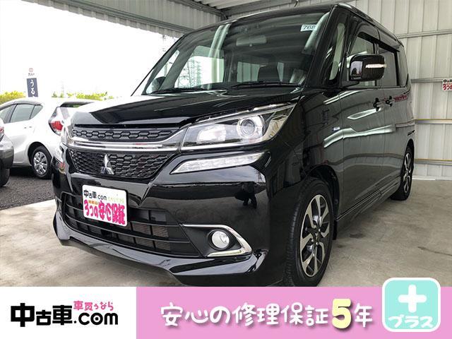 沖縄の中古車 三菱 デリカD:2 車両価格 133万円 リ済込 2016(平成28)年 5.3万km ブラック