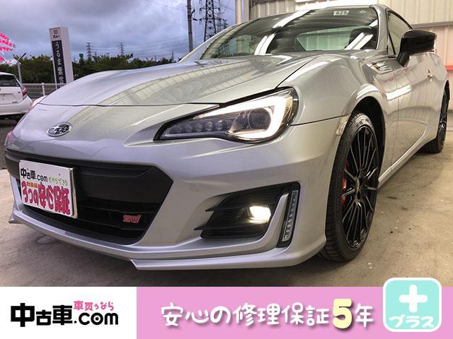 沖縄県の中古車ならBRZ STI スポーツ 安心のメーカー保証付♪ フルセグBT♪ バックカメラ♪ ドラレコ♪ 18インチホイール♪
