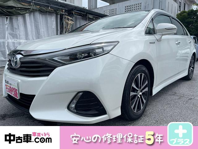 沖縄県の中古車ならSAI S 5年保証付(HVバッテリー含む♪) ワンセグBT&バックカメラ パワーシート