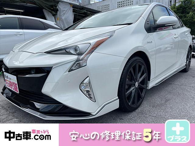 トヨタ Sセーフティプラス 5年保証付♪ 18インチアルミホイール NOBLESSEコンプリートカー♪