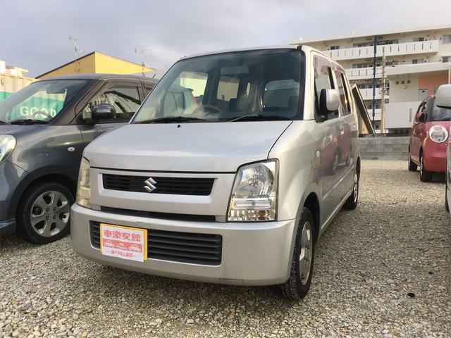 沖縄県の中古車ならワゴンR FX 選べる返品保証plus タイヤ バッテリー新品