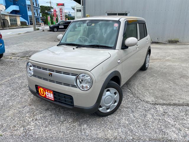 沖縄県名護市の中古車ならアルトラパン L