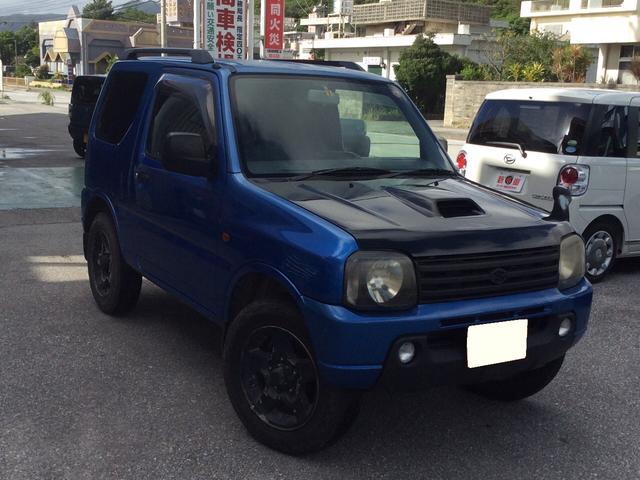 沖縄県名護市の中古車ならAZオフロード XC