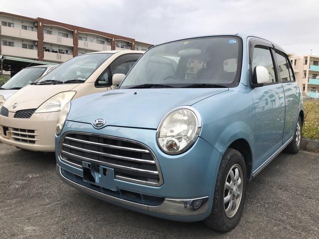 沖縄県の中古車ならミラジーノ X HDDナビ ワンセグTV