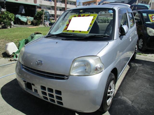 沖縄県の中古車ならエッセ L 可愛いサイズの低燃費車!!通勤・通学に大活躍!!