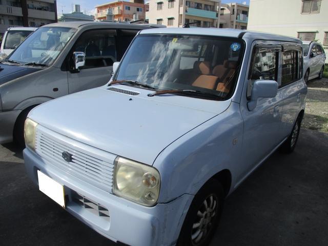 沖縄県の中古車ならアルトラパン X パワステ パワーウインドウ 電動格納ミラー