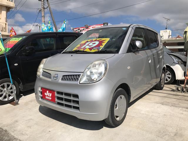沖縄県の中古車ならモコ S キーレス 純正オーディオ ベンチシート Wエアバッグ