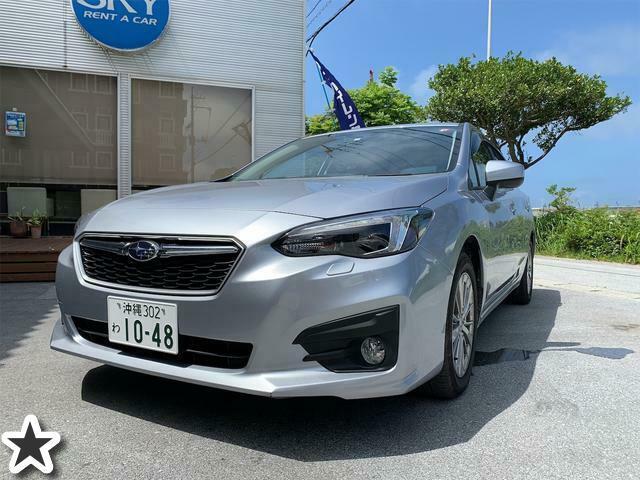 沖縄県の中古車ならインプレッサスポーツ 1.6i-Lアイサイト ナビ ETC バックカメラ