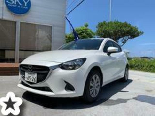 沖縄県の中古車ならデミオ 13S ナビ ETC バックカメラ