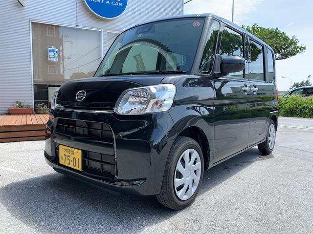 沖縄県豊見城市の中古車ならタント X SAIII ナビ ETC バックカメラ