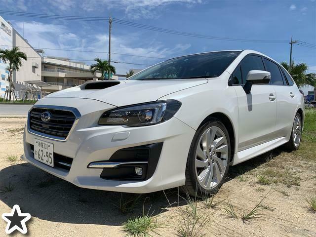 沖縄県の中古車ならレヴォーグ 1.6GTアイサイト Sスタイル 運転席パワーシート ナビ ETC バックカメラ