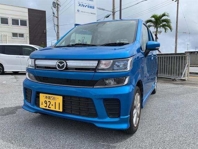 沖縄県の中古車ならフレア ハイブリッドXG ナビ ETC バックカメラ