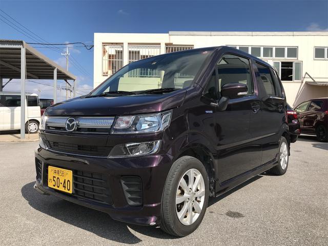 沖縄県豊見城市の中古車ならフレア ハイブリッドXS プッシュスタート ナビ ETC バックカメラ