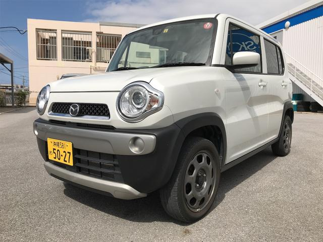 沖縄県の中古車ならフレアクロスオーバー XG プッシュスタート ナビ ETC バックカメラ