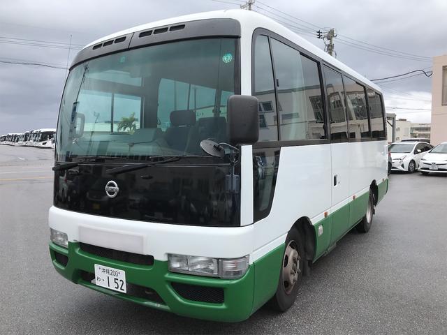 沖縄の中古車 日産 シビリアンバス 車両価格 222万円 リ済込 2015(平成27)年 6.0万km ホワイト