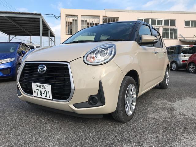 沖縄の中古車 ダイハツ ブーン 車両価格 112.5万円 リ済込 2018(平成30)年 6.1万km