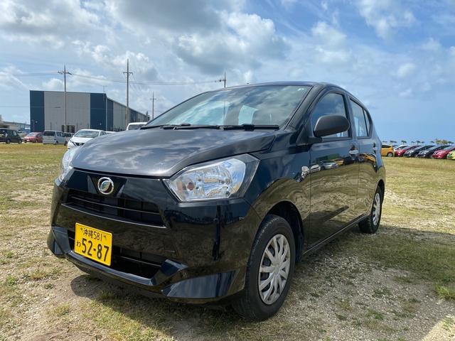 沖縄県の中古車ならミライース L SAIII カーナビ ETC バックカメラ スマートアシスト