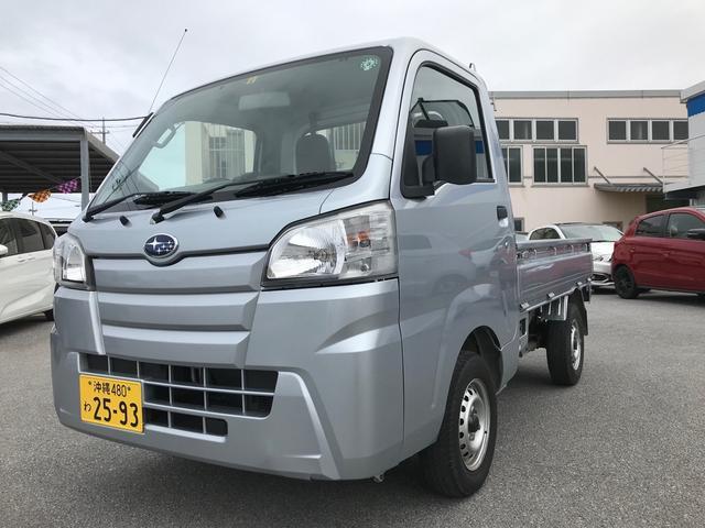 沖縄県の中古車ならサンバートラック TB カーナビ ETC バックカメラ