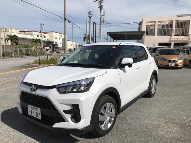 沖縄県豊見城市の中古車ならライズ X S カーナビ(Bluetooth付) バックカメラ ETC 衝突被害軽減システム