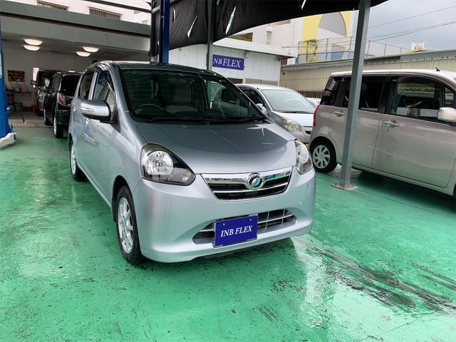 沖縄県糸満市の中古車ならミライース G 厳選本土仕入れ フルセグTV SDナビ Bluetoothオーディオ LEDヘッドライト ETC