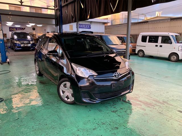 沖縄県糸満市の中古車ならラクティス X CD ウインカーミラー ETC