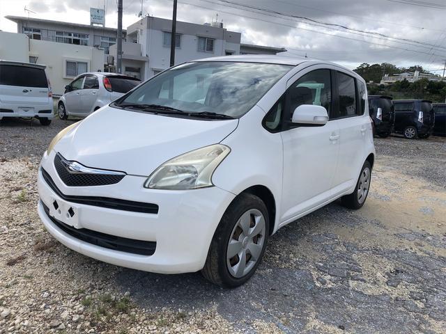 沖縄県の中古車ならラクティス X 福祉車両 自動車高調整付き 内地中古車