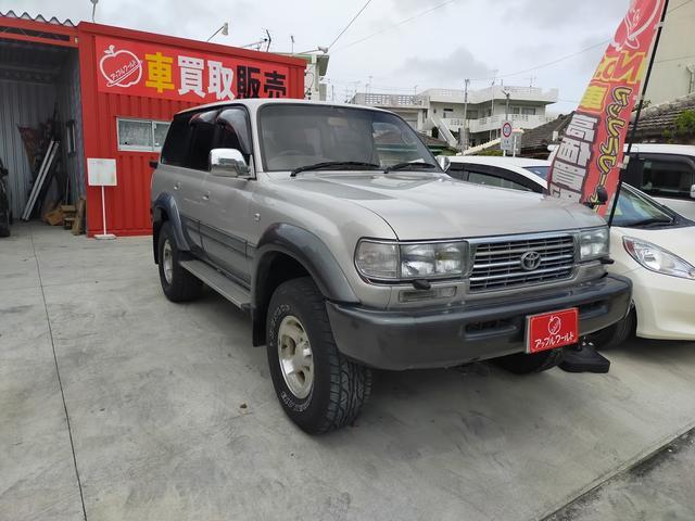 沖縄県の中古車ならランドクルーザー80 VXリミテッド 2.4V 80最終モデル