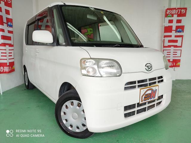 沖縄県国頭郡本部町の中古車ならタント  スローパー 福祉車両