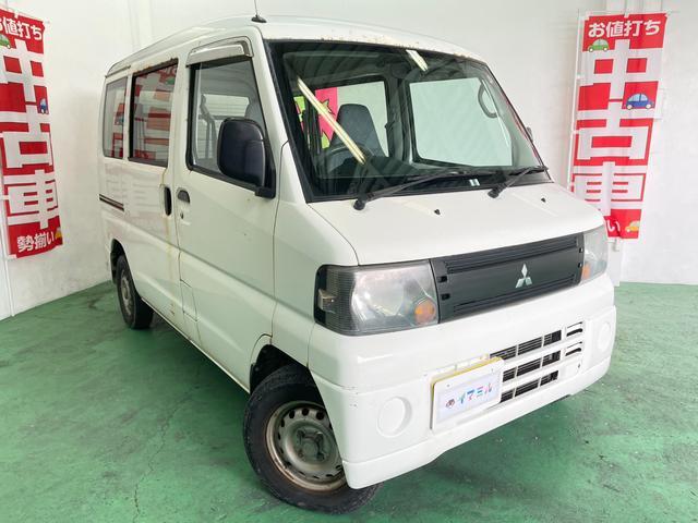 沖縄県糸満市の中古車ならミニキャブバン CD ハイルーフ