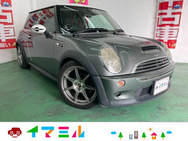 沖縄の中古車 MINI MINI 車両価格 10万円 リ済込 2003(平成15)年 10.7万km グレーM