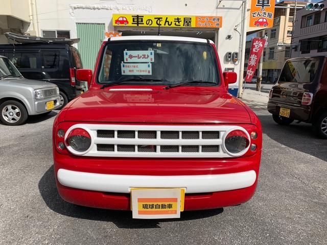 沖縄県沖縄市の中古車ならアルトラパン X ETC・キーレス・DVD付