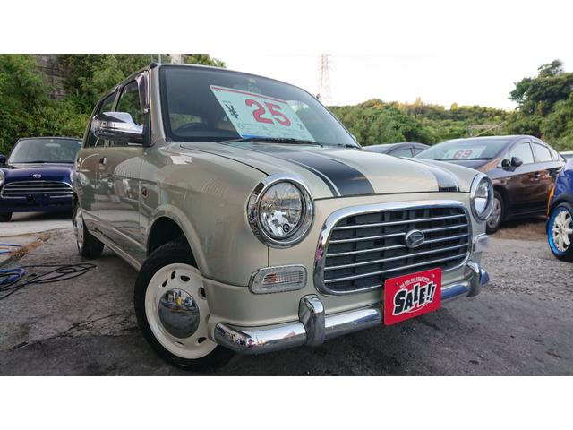 沖縄県の中古車ならミラジーノ ジーノ タイミングベルト交換済み