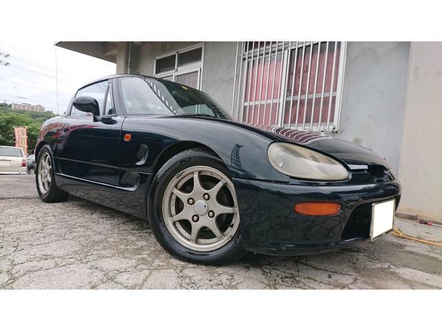 沖縄県の中古車ならカプチーノ ベースグレード ベースグレード