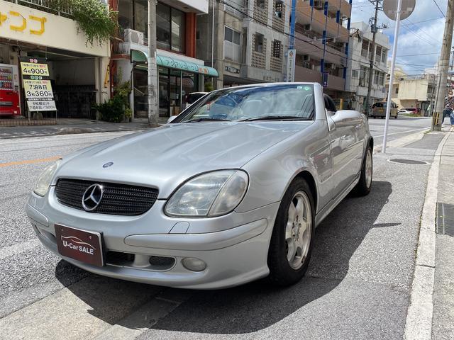 沖縄県の中古車ならSLK SLK230コンプレッサー