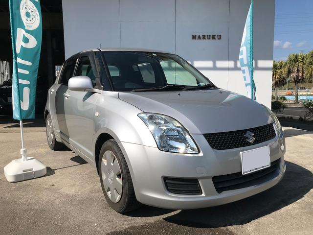 沖縄県の中古車ならスイフト 1.2XG CD、2年保証対象車