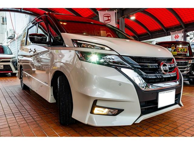 沖縄の中古車 日産 セレナ 車両価格 274万円 リ済込 2019(令和1)年 0.9万km パールII